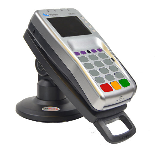 COMPACT STAND FOR VERIFONE VX805/820 - COMPACT BASE COMPLETE KIT - HILIPRO.COM
