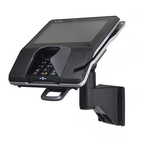 Wall Mount Stand for VERIFONE MX915 AND MX925 WALL MOUNT+PEDPACK COMLETE KIT WITH KEY AND LOCK