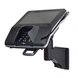 Wall Mount Stand for Verifone MX915/925 Wall Mount Latch and Lock (No Key) - Complete Kit