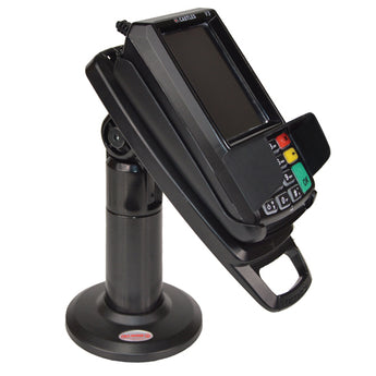 Swivel Stand for Dejavoo Z3 and Z6 - Tall Stand with Latch and Lock (No Key) - Complete Kit - HILIPRO.COM