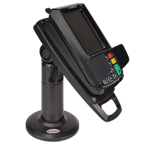 Swivel Stand for Dejavoo Z3 and Z6- Key and Lock - Complete Kit