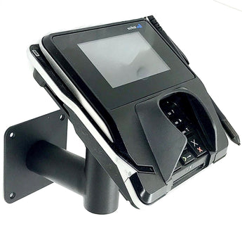Sturdy Metal Swivel Wall Mount for Verifone MX915 - VESA Compatible - Complete Kit - HILIPRO.COM