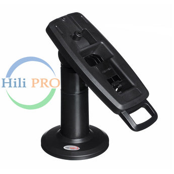 Swivel Tall Stand - Latch and Lock (No KEY) - No back plate included - for Verifone, Ingenico, PAX and Universal - HILIPRO.COM