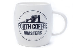 Forth Coffee Roasters branded mug - 8 fl oz