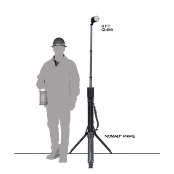 Nomad® Prime Portable Area-Spot Light