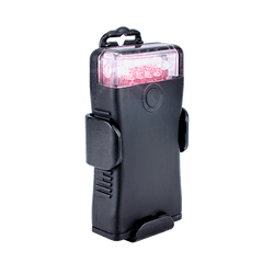 FoxFury Scout Tac White & Red LED Utility Light - Durable and versatile light has both white and red LEDs. It's waterproof and fire resistant