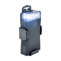 FoxFury Scout Tac White LED Utility Light - Durable light has multi-use, multi-wear abilities