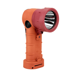 FoxFury Breakthrough® BT2+ Orange Hybrid Light - professional, long distance search tool has 700 lumens. Powered by (4) AA batteries. Waterproof. Fire-Resistant.