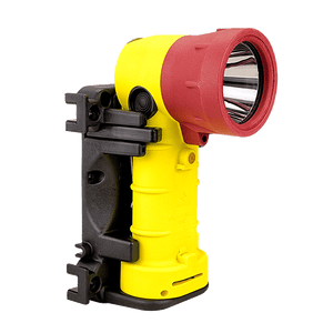 FoxFury Breakthrough® BT2 Yellow Hybrid Light Rechargeable - Professional Search Tool is 200 Lumens. Waterproof. Fire-Resistant