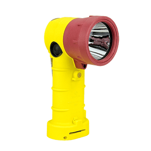 FoxFury Breakthrough® BT2 Yellow Hybrid Light - Professional Search Tool is 200 Lumens. Waterproof. Fire-Resistant
