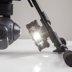 FoxFury Rugo is a rugged go anywhere lighting tool designed for UAV/Drone use