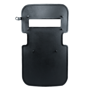 FoxFury Taker B10 Shield Light - adaptive ballistic shield light is fully waterproof, fire resistant, impact resistant, and can be used in all-weather situations. Turbo-Strobe™ mode included