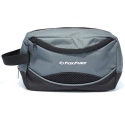 FoxFury Nomad® Accessories Bag - durable bag holds the charging cables and cords for the Nomad Prime, NOW and 360 FoxFury scene lights