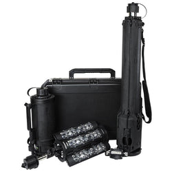 Nomad® Transformer® Field Kit - shown with light, case and headlamp