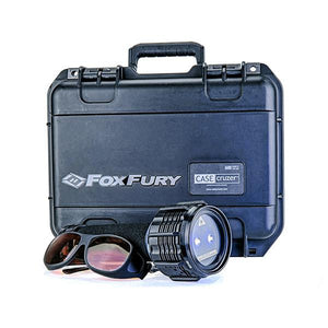 PL 445nm Blue 2W Forensic Laser System - Distributed by FoxFury
