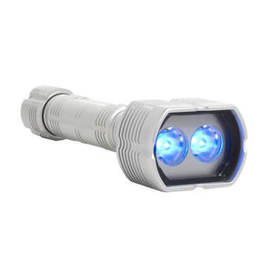 FoxFury HammerHead Blue 470nm Forensic Light Source (FLS) - Durable alternative light source is waterproof and can be easily cleaned
