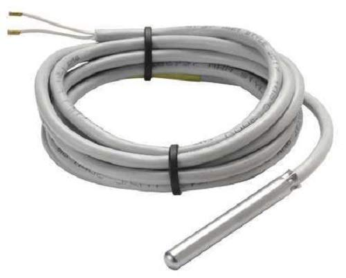 Johnson Controls A99BB-200C PTC Silicon Sensor with PVC Cable, -40 to 212 Degree F Temperature Range, 6-1/2' Cable Length