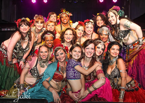 atlanta decatur tribal bellydance classes