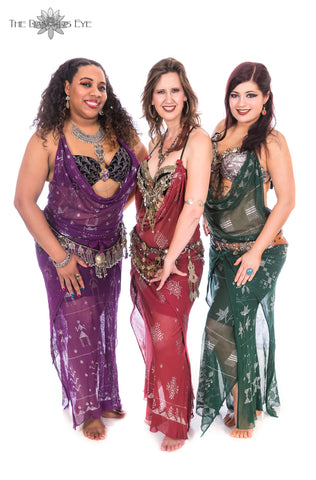 The Awalim Tribal Bellydance Company 2019