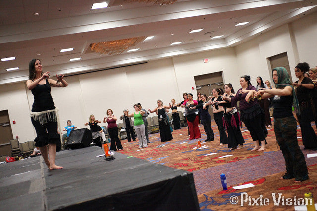 Ziah Workshop Instructor, Photo Credit: Pixie Vision