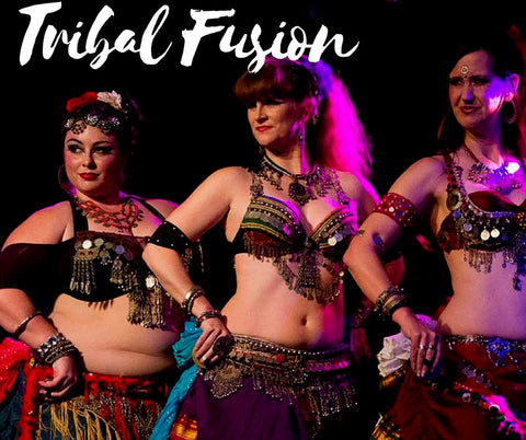 Tribal Fusion RED CHREOGRAPHY - Thursdays 8:30 to 9:30pm