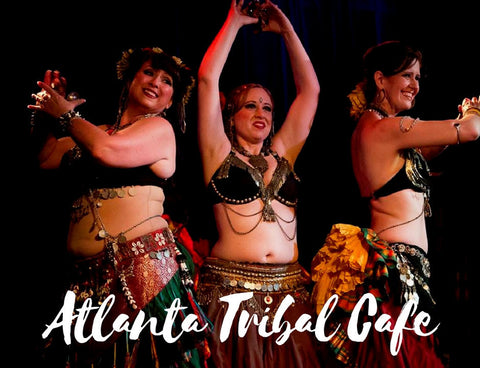 Atlanta Tribal Cafe July 22 - At PLAKA!!!!