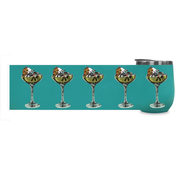 Good Queen Carol Wine Tumbler