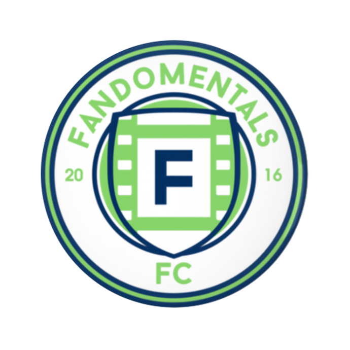 Fandomentals FC Pin-Back Button - 1.25 in