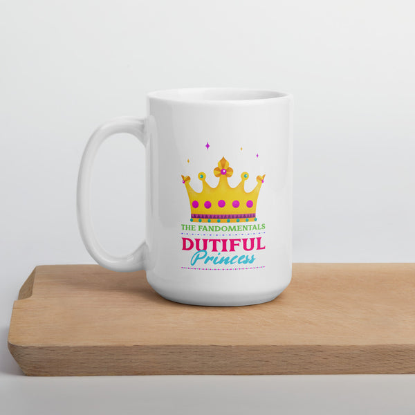 Dutiful Princess Mug