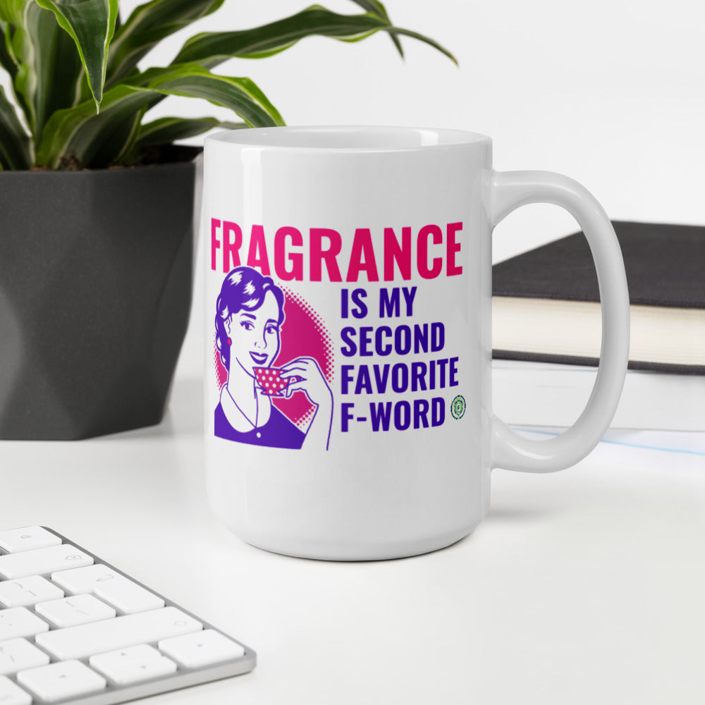 Fragrance Word Mug