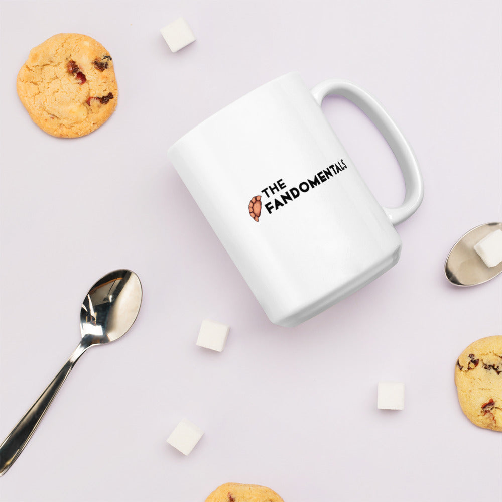 Potstickers and other activites... Mug