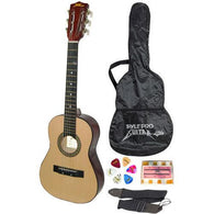 Beginners 6-String Acoustic Guitar, Includes Accessory Kit