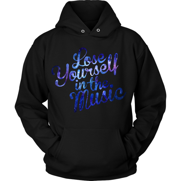 Lose Yourself In The Music Hoodie