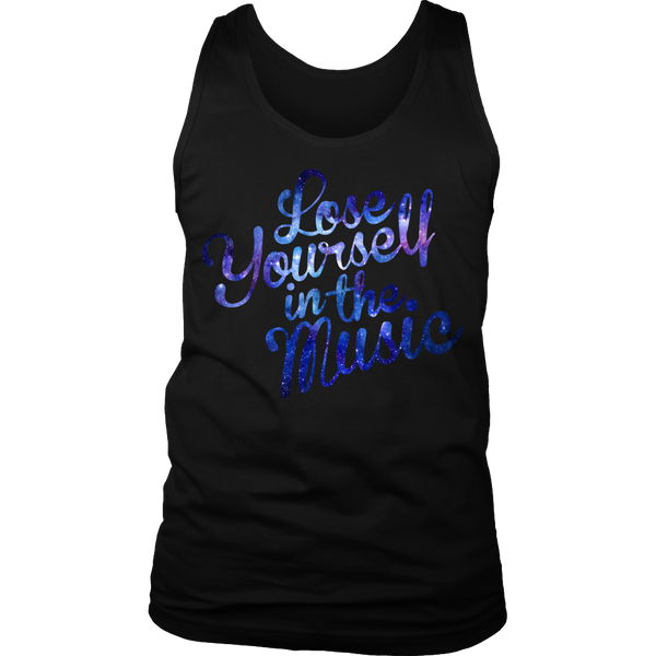 Lose Yourself In The Music Tank Top