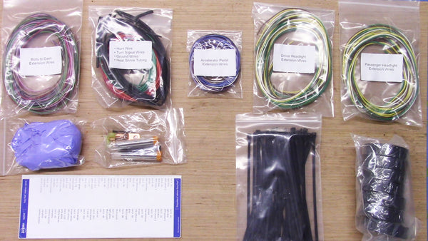 Wiring Harness Supply Kit