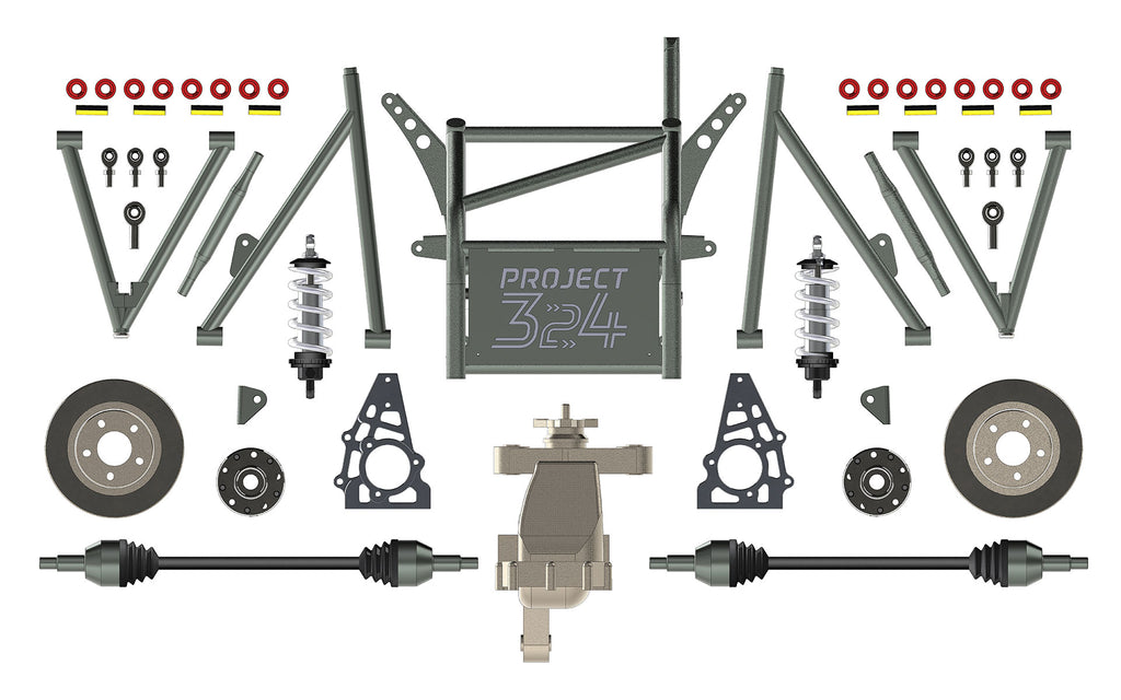 324 Basic Kit $5,599 ($1,000 due today)