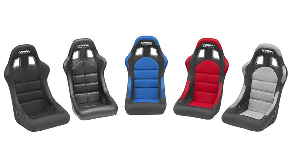 Option - Corbeau Forza Sport Seat Package - $1025