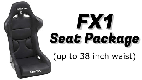 Option - FX1 Seat Package - $1085