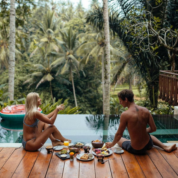 Natural Escapes for Lovers!