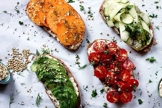 More savoury toast inspiration