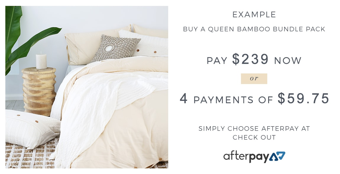 example of how afterpay works