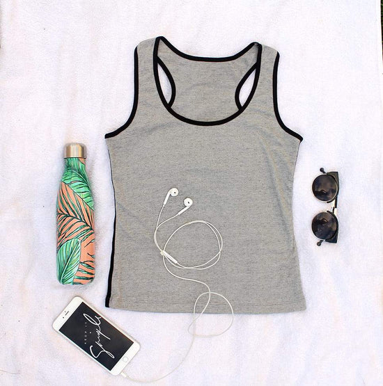 Bamboo Charcoal Singlet