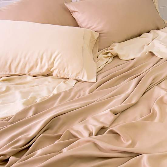 Bamboo Sheet Set - Cream