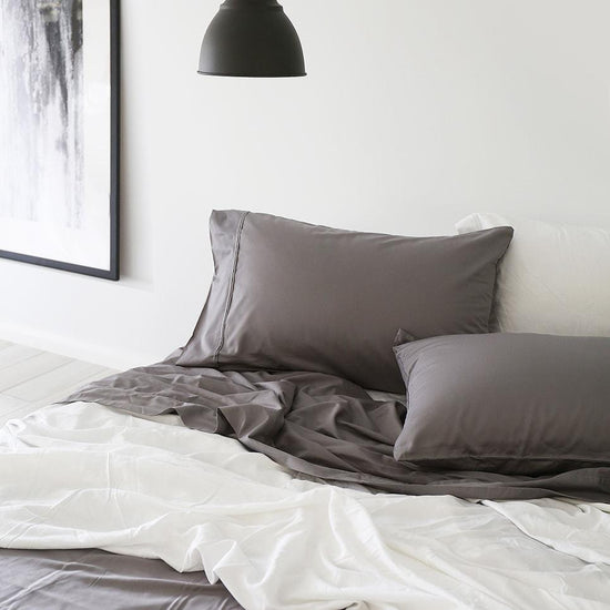 Bamboo Sheet Set - Dove Grey