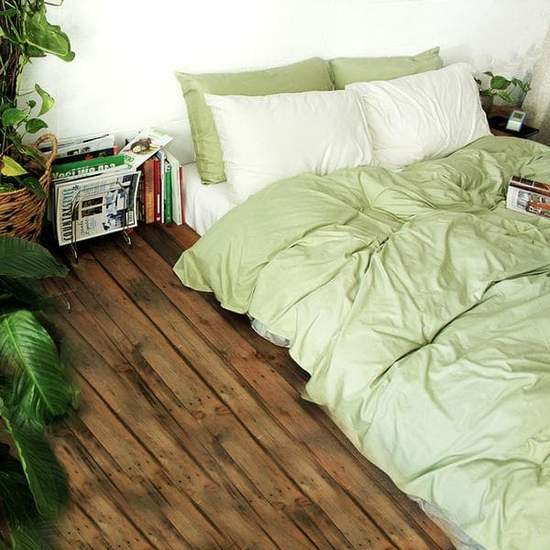 Bamboo Sheet Set - Green Tea