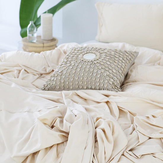 Bamboo Sheet Set - Latté
