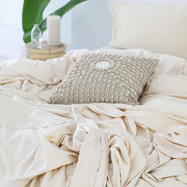 Bamboo Sheet Set   Latté
