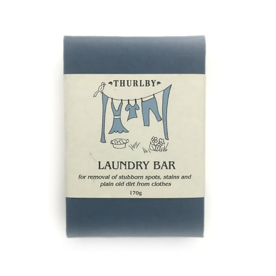 Natural Laundry Soap Bar