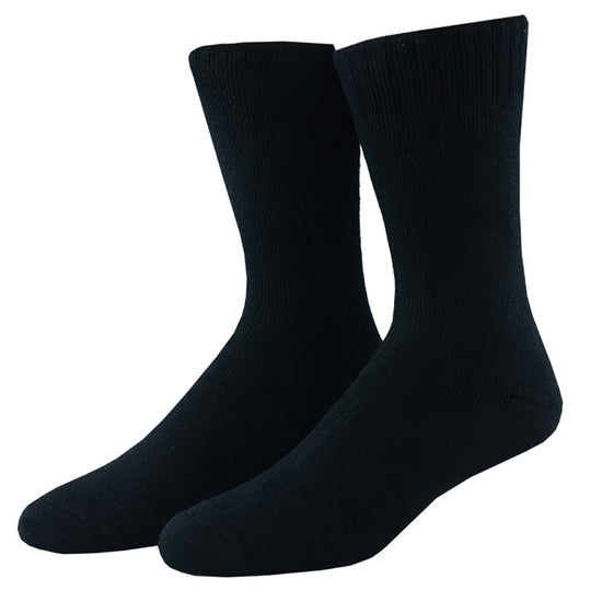 Twin Pack Men's Work Bamboo Socks