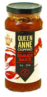 Queen Anne Cioppino Simmer Sauce - W
